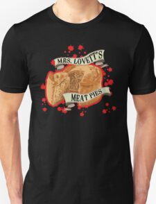 Mrs Lovett's Meat Pies T-Shirt