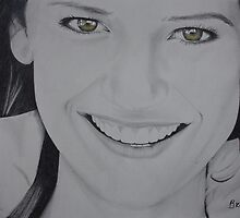 Anna Torv by Brooke Shane