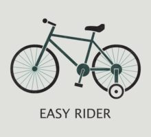 Easy Rider by Teo Zirinis