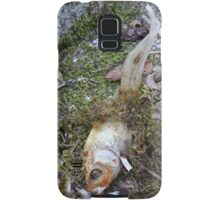 My goldfish has lost its color n°2 Samsung Galaxy Case/Skin