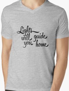 And I Will Try Mens V-Neck T-Shirt