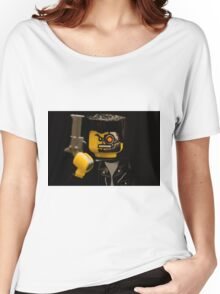 I'll be back.... Women's Relaxed Fit T-Shirt