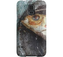 My goldfish has lost its color n°1 Samsung Galaxy Case/Skin