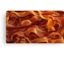 Bacon, Bacon, Bacon Canvas Print