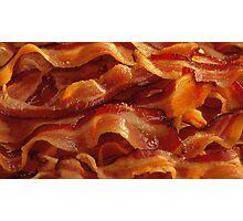 Bacon, Bacon, Bacon Photographic Print