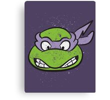 TMNT Donatello Canvas Print