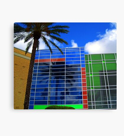 Florida Colors Canvas Print