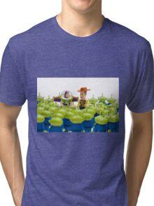 Oooooooh ! Tri-blend T-Shirt
