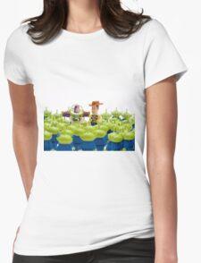 Oooooooh ! Womens Fitted T-Shirt