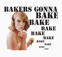 Shake it off/ Bake it off, Taylor Swift by eddie3man