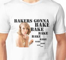 Shake it off/ Bake it off, Taylor Swift Unisex T-Shirt