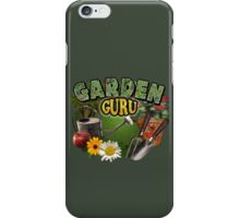 Garden Guru iPhone Case/Skin
