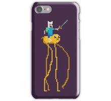 Pixel Time iPhone Case/Skin