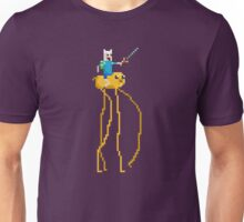Pixel Time Unisex T-Shirt