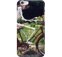 Share the Road iPhone Case/Skin
