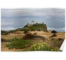 Nobbys Head Lighthouse Poster