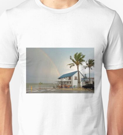 The End of the Rainbow - Cleveland Qld Australia Unisex T-Shirt