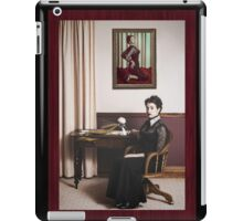 Thomasina loved her Spaghetti iPad Case/Skin