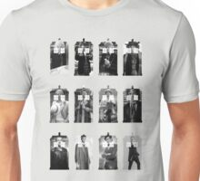 The Twelve Doctors Unisex T-Shirt
