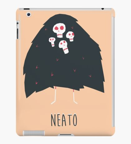 Neato iPad Case/Skin