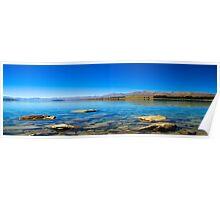 Lake Tekapo, New Zealand Poster