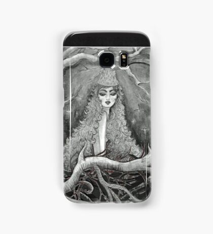 queen of the forest Samsung Galaxy Case/Skin