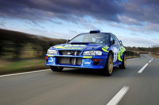 Road Legal Full Spec WRC Subaru .... by M-Pics