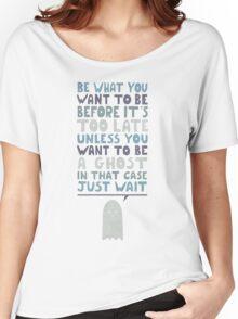 Motivational Speaker Women's Relaxed Fit T-Shirt