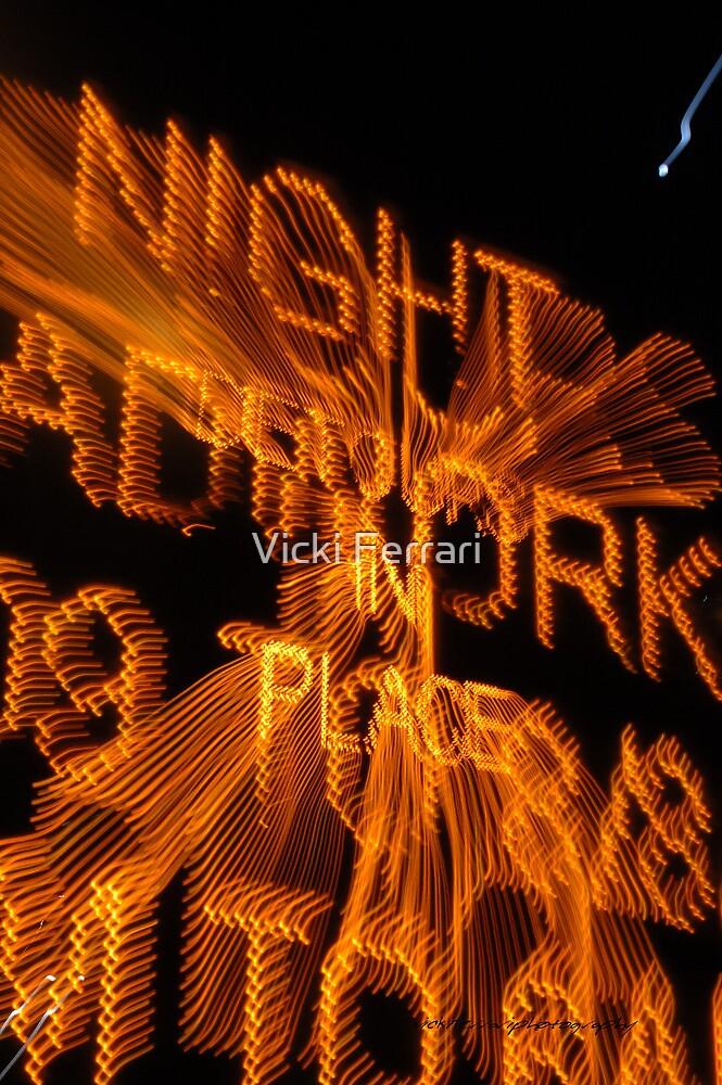 The Nightly Detour Brightly © Vicki Ferrari Photography by Vicki Ferrari