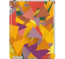 Colorful Triangle Patterns iPad Case/Skin