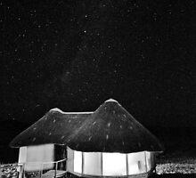 African Night Skies by Beth  Wode
