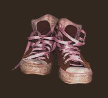 converse my old friends by aurelie k
