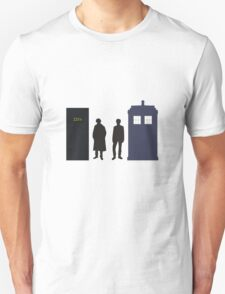 A Study In Time Unisex T-Shirt