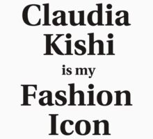 Claudia Kishi - Fashion Icon by GilesField