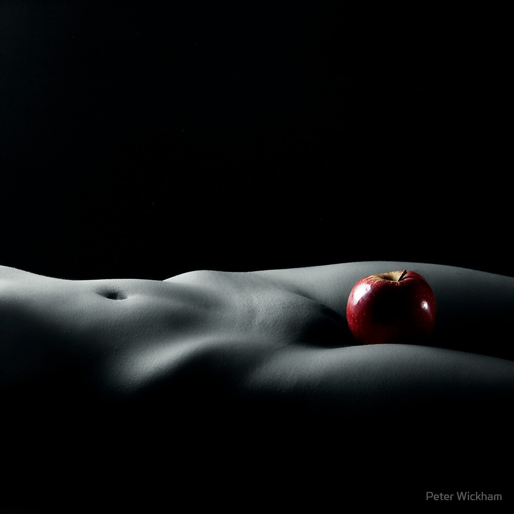 Forbidden Fruit series - part1 - Image3 by Peter Wickham