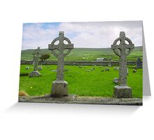The Burren   -   County Clare  Greeting Card