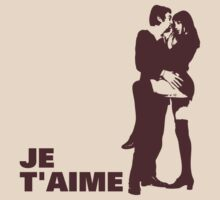 Je T'aime by pixelpoetry