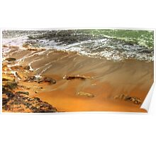 estoril beach Poster