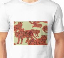 Tiger pattern Unisex T-Shirt