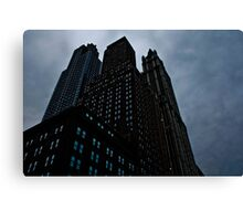 Gotham Central Canvas Print