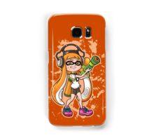 Squid Girl Samsung Galaxy Case/Skin