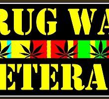 DRUG WAR VETERAN by Calgacus