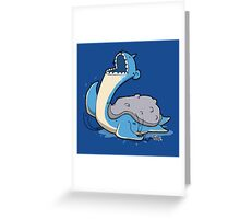 Number 131 Greeting Card