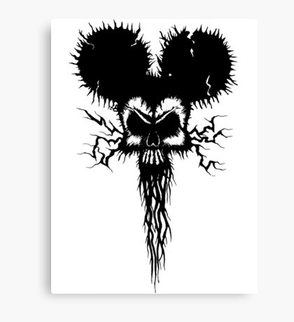Hammer Mouse of Horror Canvas Print