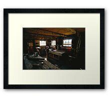 Lille carpenter Framed Print