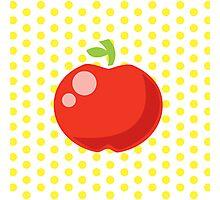 Ringo Red Delicious [30x30 edition] Photographic Print