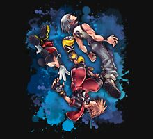 Riku Sora Mickey - Kingdom Hearts Unisex T-Shirt
