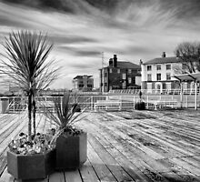 View from Victoria Pier, Hull, UK by Nick Barker