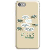 fLIES iPhone Case/Skin
