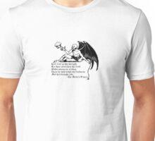 The Dieter's Prayer - the devil's got cake Unisex T-Shirt